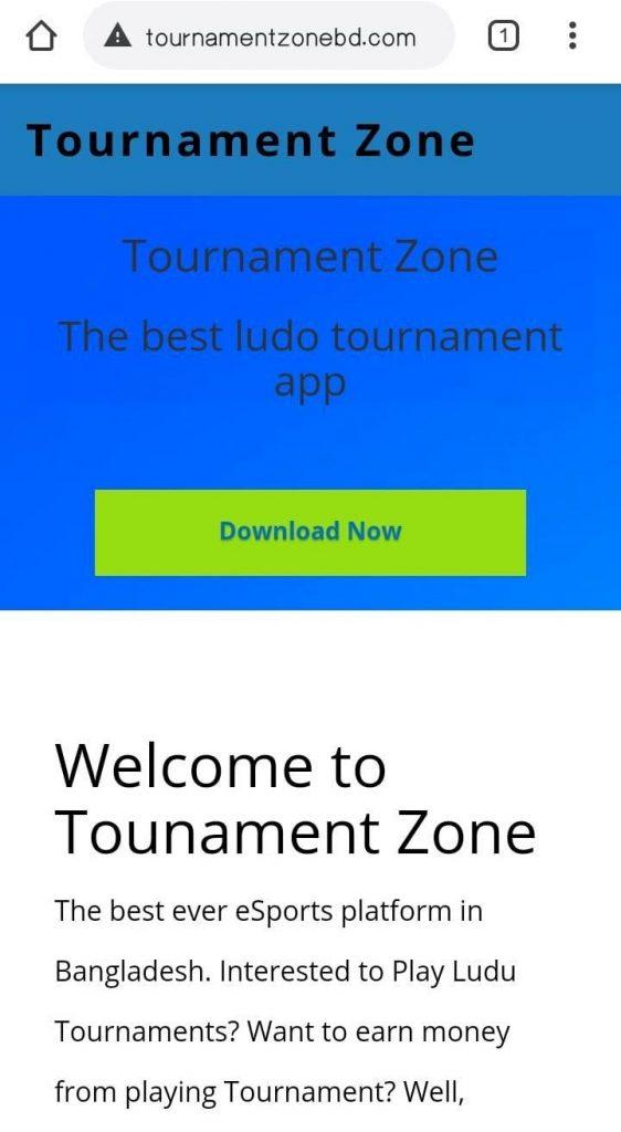 tournament zone