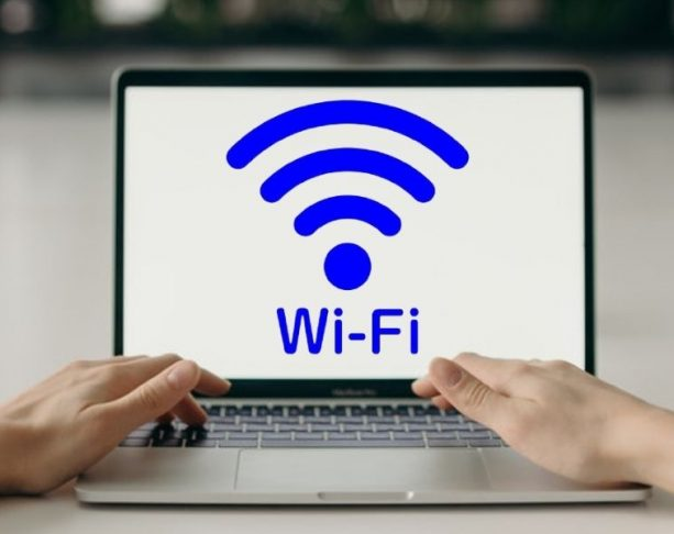 wifi password change